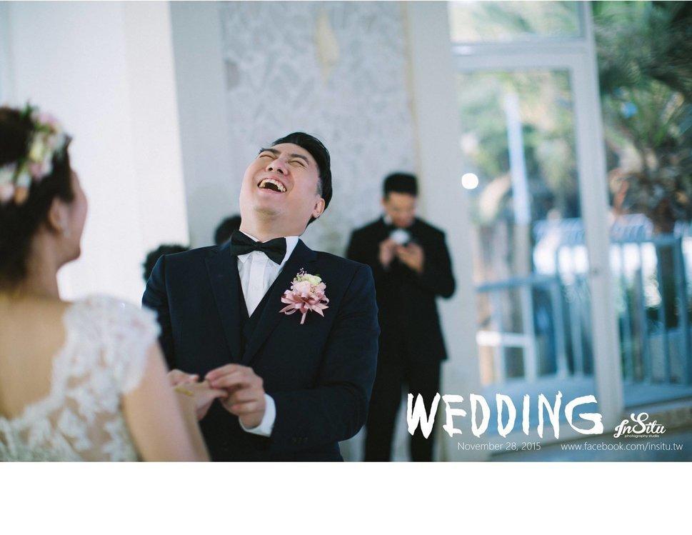 104-11-28婚禮紀錄(編號:429944) - 隱室攝影工作室(安室) - 結婚吧一站式婚禮服務平台