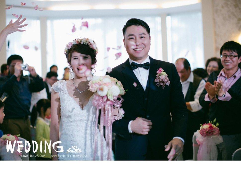 104-11-28婚禮紀錄(編號:429950) - 隱室攝影工作室(安室) - 結婚吧一站式婚禮服務平台