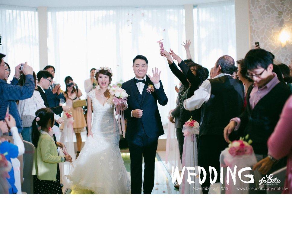 104-11-28婚禮紀錄(編號:429953) - 隱室攝影工作室(安室) - 結婚吧一站式婚禮服務平台