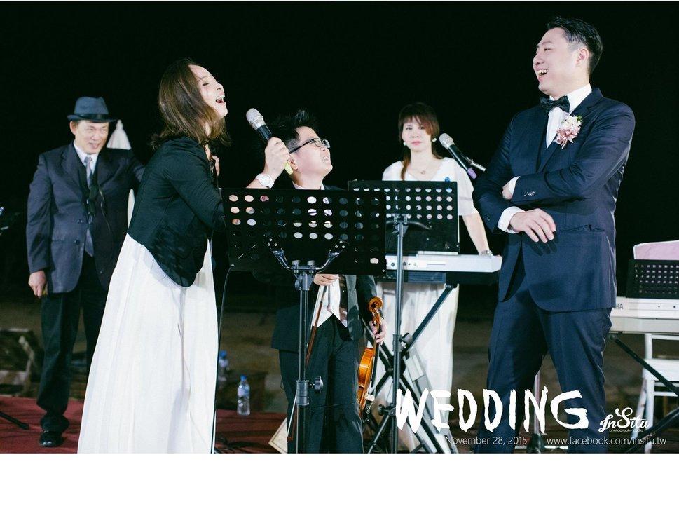 104-11-28婚禮紀錄(編號:429965) - 隱室攝影工作室(安室) - 結婚吧一站式婚禮服務平台