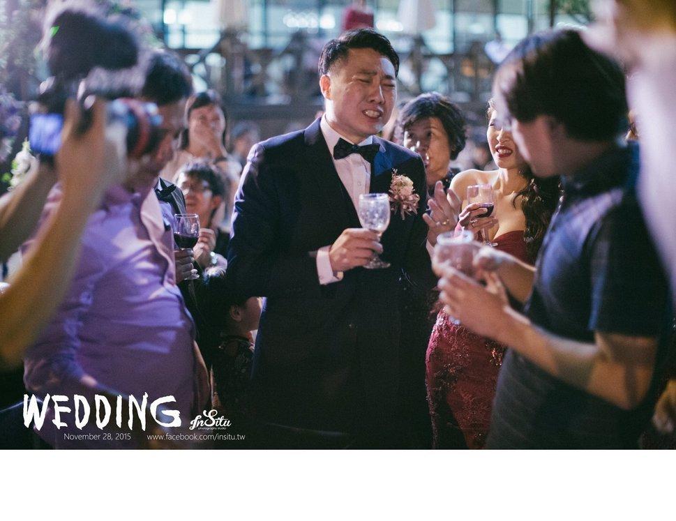 104-11-28婚禮紀錄(編號:429975) - 隱室攝影工作室(安室) - 結婚吧一站式婚禮服務平台