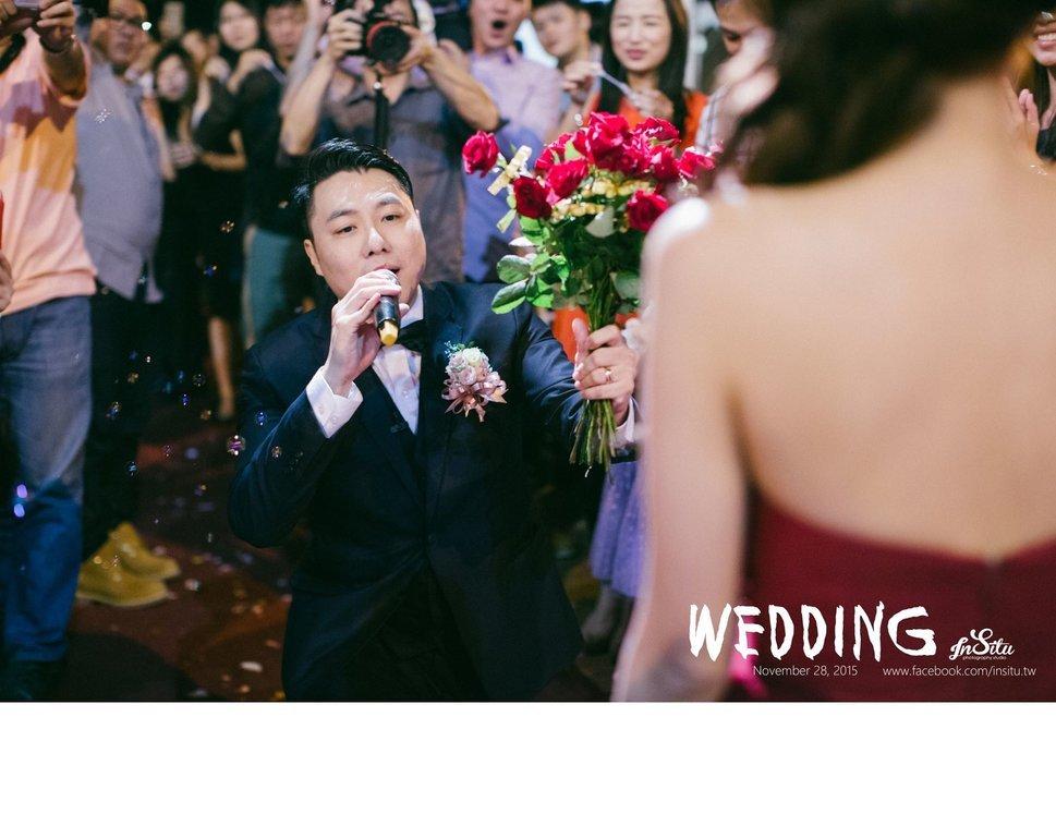 104-11-28婚禮紀錄(編號:429978) - 隱室攝影工作室(安室) - 結婚吧一站式婚禮服務平台
