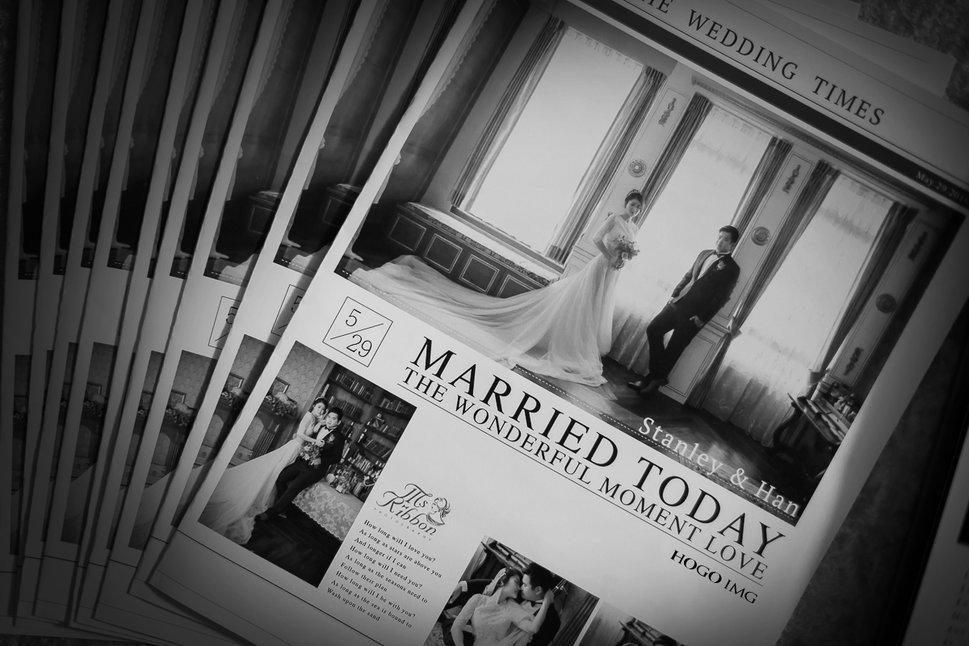 明祐&思含(編號:430142) - HOGO IMAGE 禾果婚禮攝影 - 結婚吧一站式婚禮服務平台