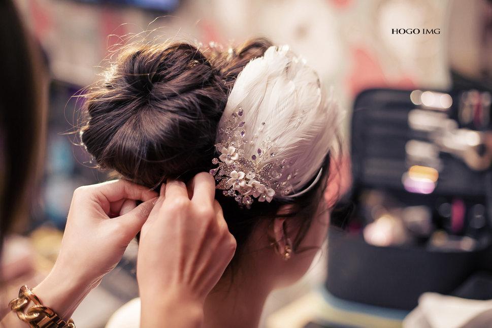 明祐&思含(編號:430157) - HOGO IMAGE 禾果婚禮攝影 - 結婚吧一站式婚禮服務平台