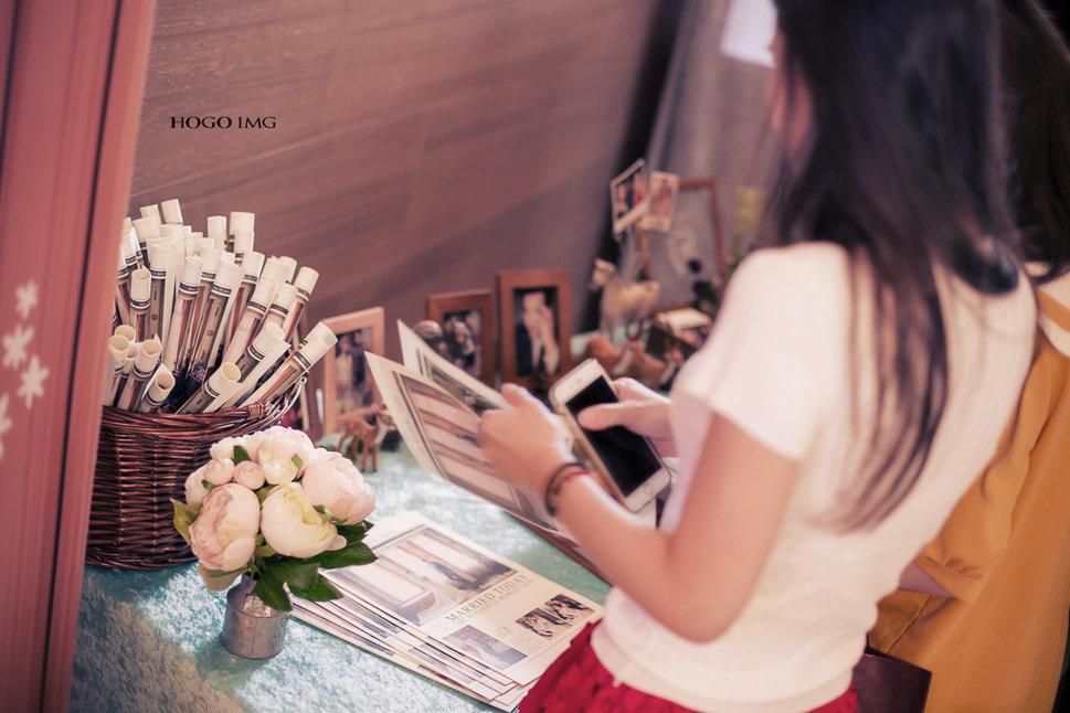 明祐&思含(編號:430176) - HOGO IMAGE 禾果婚禮攝影 - 結婚吧一站式婚禮服務平台