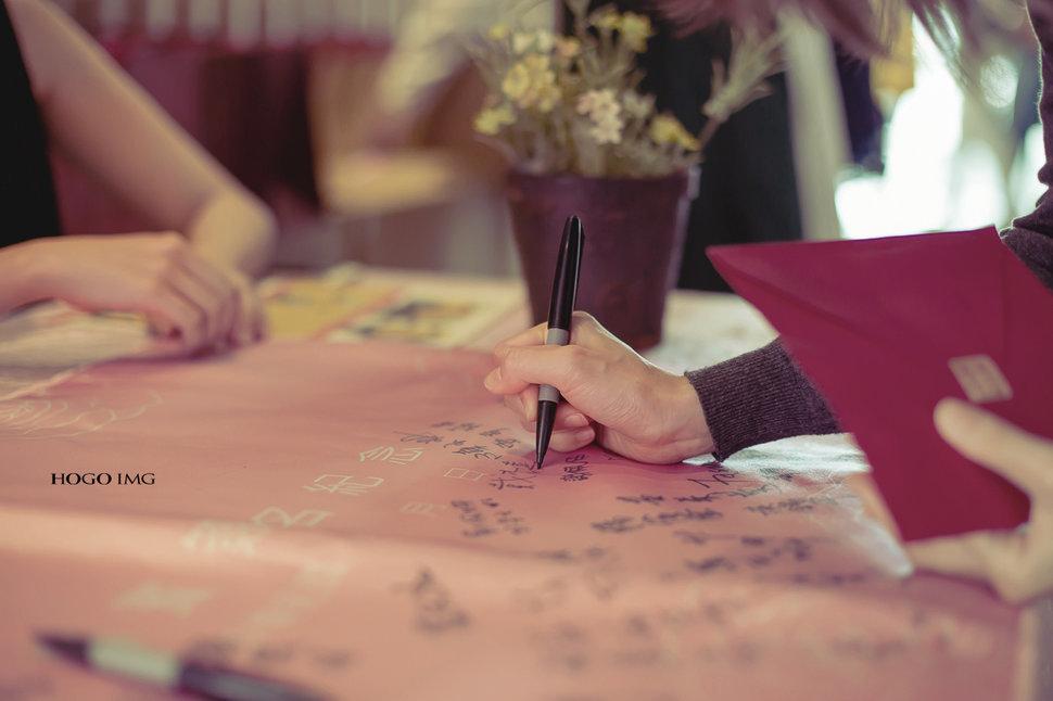 明祐&思含(編號:430178) - HOGO IMAGE 禾果婚禮攝影 - 結婚吧一站式婚禮服務平台