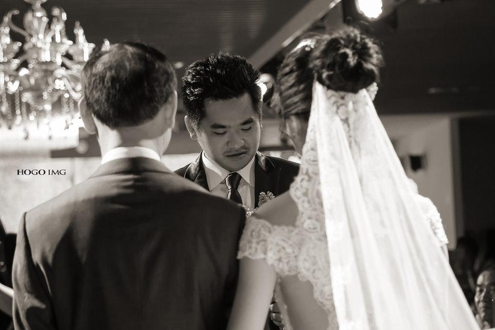 明祐&思含(編號:430201) - HOGO IMAGE 禾果婚禮攝影 - 結婚吧一站式婚禮服務平台