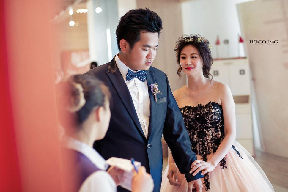 明祐&思含(編號:430214) - HOGO IMAGE 禾果婚禮攝影 - 結婚吧一站式婚禮服務平台