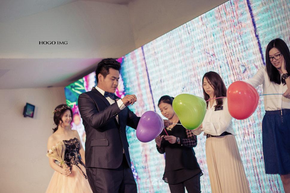 明祐&思含(編號:430223) - HOGO IMAGE 禾果婚禮攝影 - 結婚吧一站式婚禮服務平台