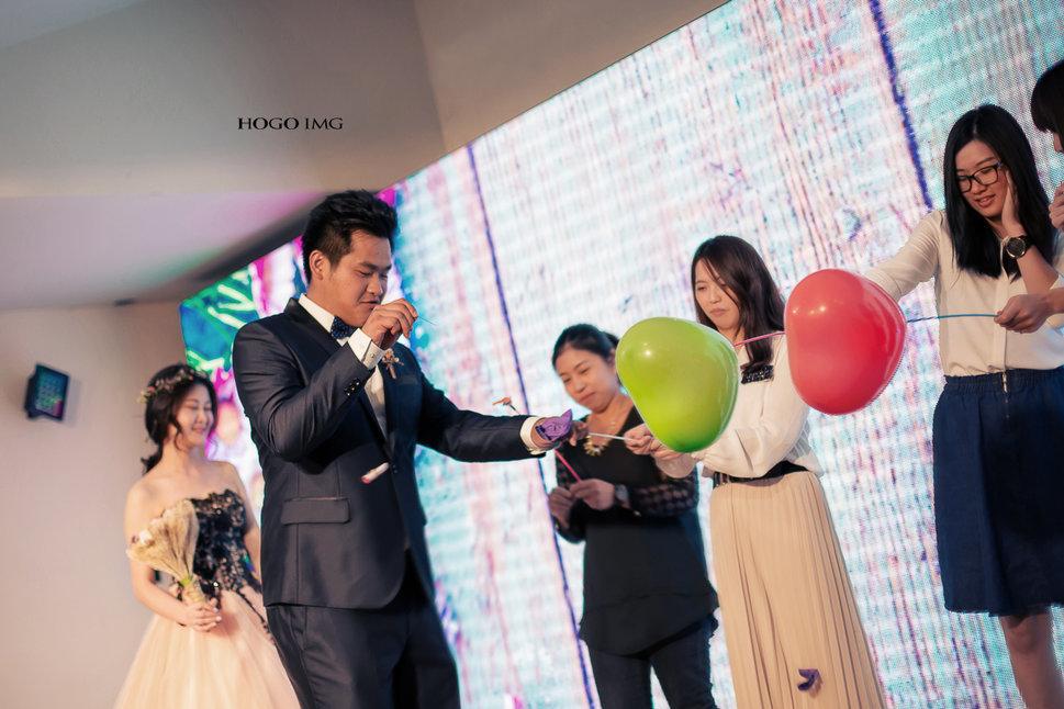 明祐&思含(編號:430226) - HOGO IMAGE 禾果婚禮攝影 - 結婚吧一站式婚禮服務平台