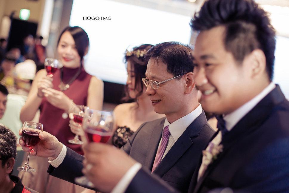 明祐&思含(編號:430233) - HOGO IMAGE 禾果婚禮攝影 - 結婚吧一站式婚禮服務平台