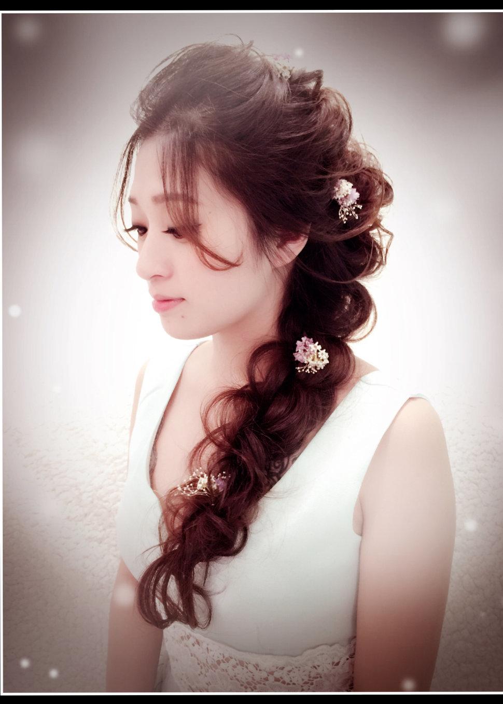 (編號:430656) - 甜溱造型工作室(Sandy 佩如) - 結婚吧一站式婚禮服務平台