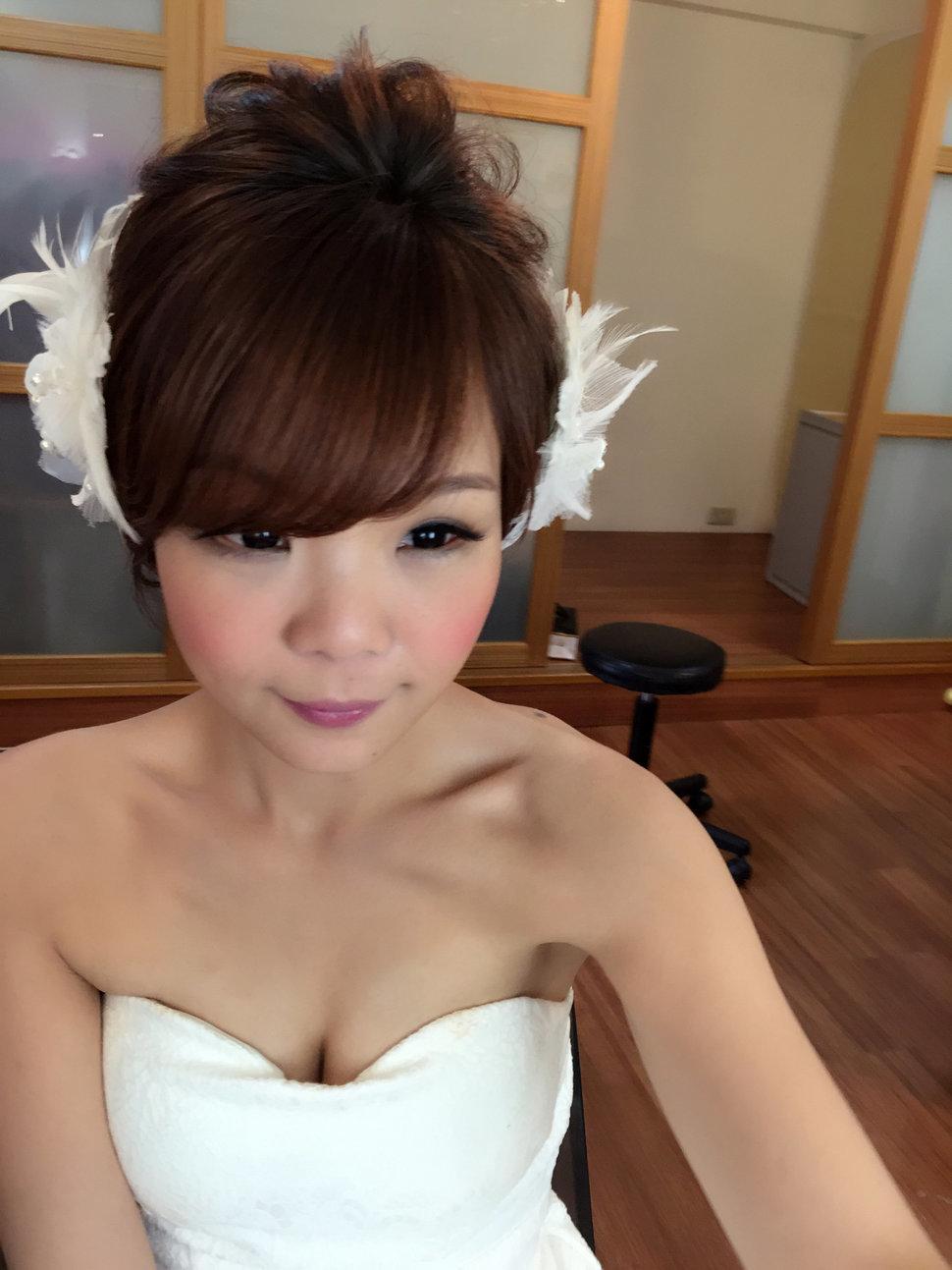(編號:430673) - 甜溱造型工作室(Sandy 佩如) - 結婚吧一站式婚禮服務平台