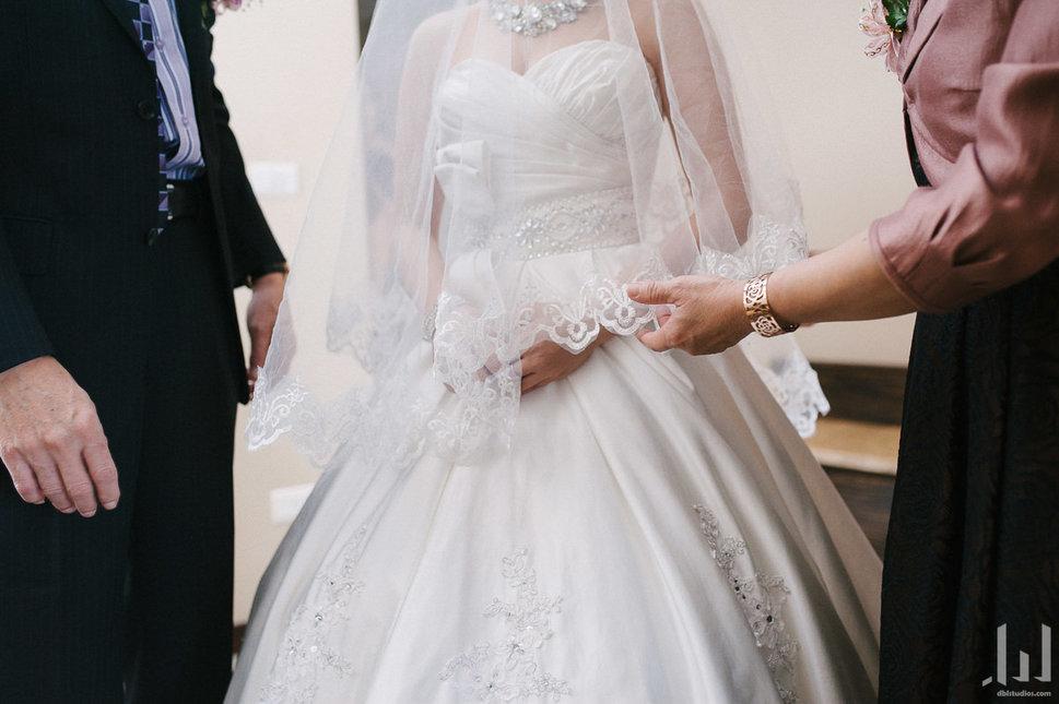 桃園婚攝  詠臻&培庭 婚禮攝影@綠光花園(編號:431101) - 達布流影像 DBL Studios - 結婚吧一站式婚禮服務平台