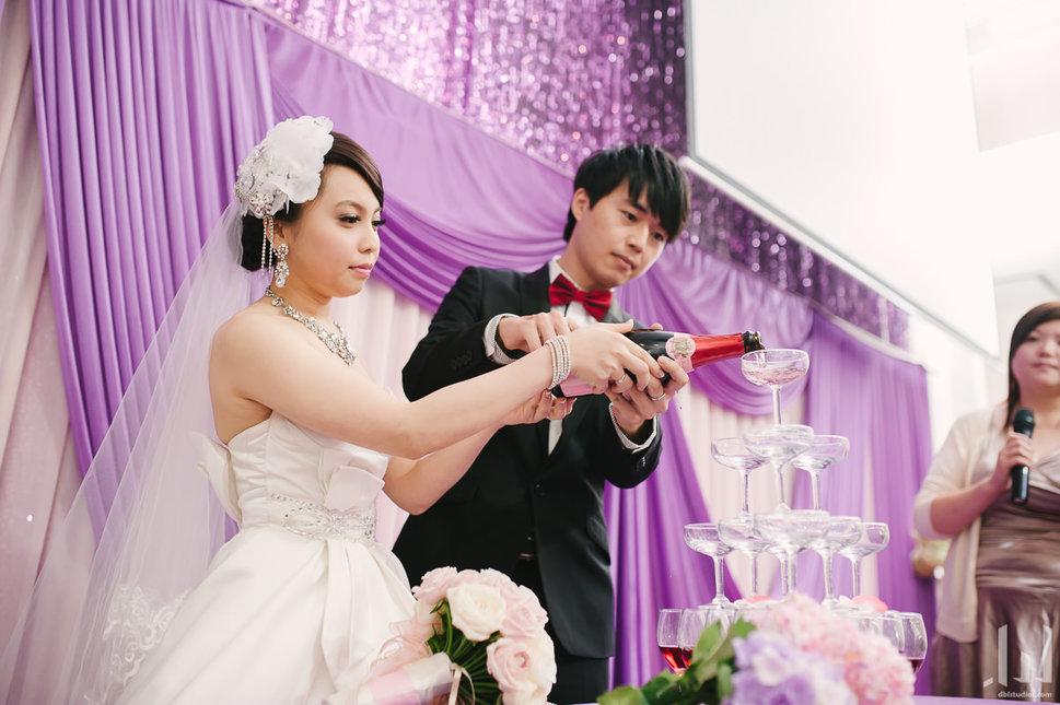 桃園婚攝  詠臻&培庭 婚禮攝影@綠光花園(編號:431142) - 達布流影像 DBL Studios - 結婚吧一站式婚禮服務平台