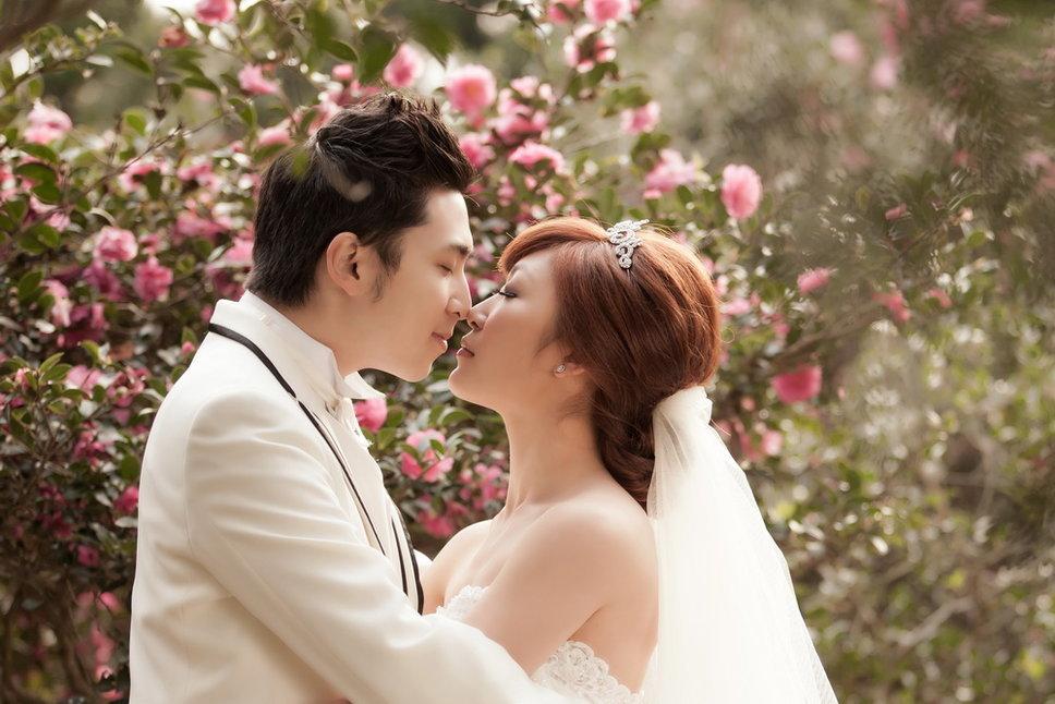 永晉&潔茹 春之嫁衣(編號:431430) - 春之嫁衣精緻婚紗 - 結婚吧一站式婚禮服務平台