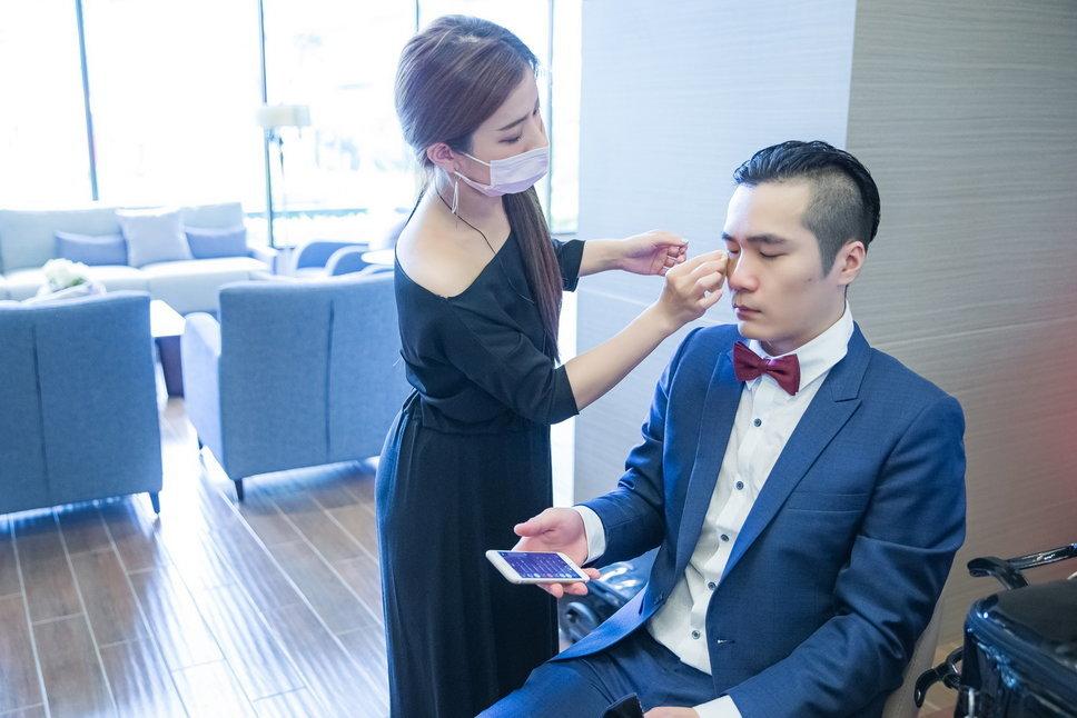 婚禮記錄-新莊晶宴會館-婚攝阿卜(編號:431484) - 阿卜的攝影工作室 - 結婚吧一站式婚禮服務平台