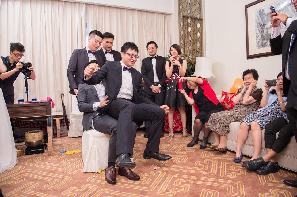 [台北婚攝] 文訂迎娶儀式│台北圓山大飯店(編號:431802) - LoveStoryAllen IMAGE - 結婚吧一站式婚禮服務平台