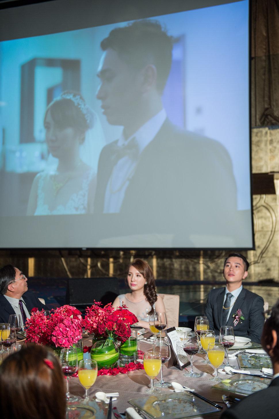 [台北婚攝] 內湖大直典華晚宴_(編號:431895) - LoveStoryAllen IMAGE - 結婚吧一站式婚禮服務平台