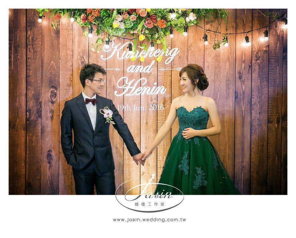 嘉義耐斯王子酒店 / 結婚午宴(編號:432214) - Jasin婚禮工作室 - 結婚吧一站式婚禮服務平台