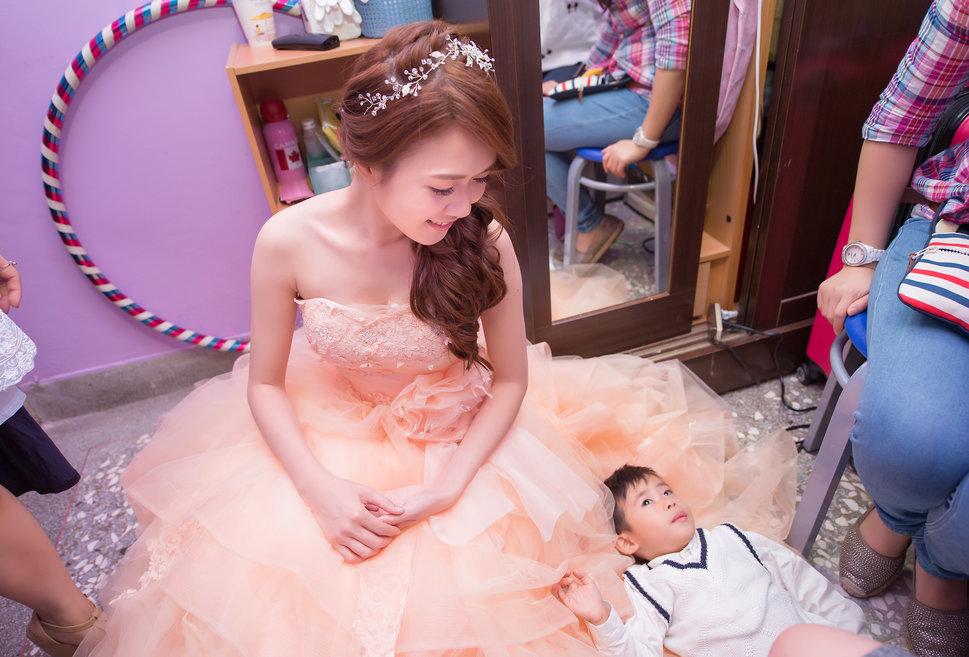 [台北婚攝] 文定迎娶儀式@台北花卉村宴客(編號:432424) - LoveStoryAllen IMAGE - 結婚吧一站式婚禮服務平台