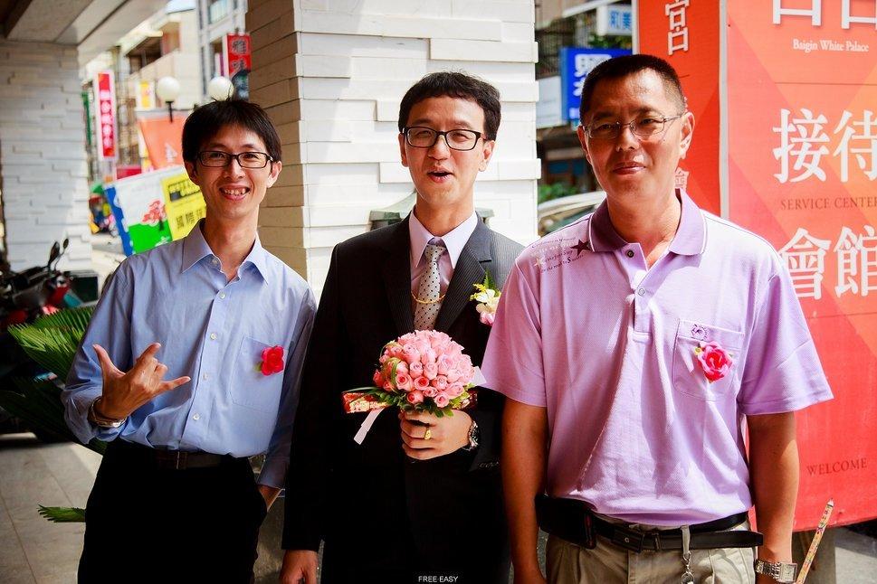給幸福的妳 (台南婚禮記錄)(編號:432764) - 自由自在 - 結婚吧一站式婚禮服務平台