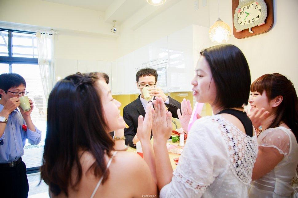 給幸福的妳 (台南婚禮記錄)(編號:432767) - 自由自在 - 結婚吧一站式婚禮服務平台