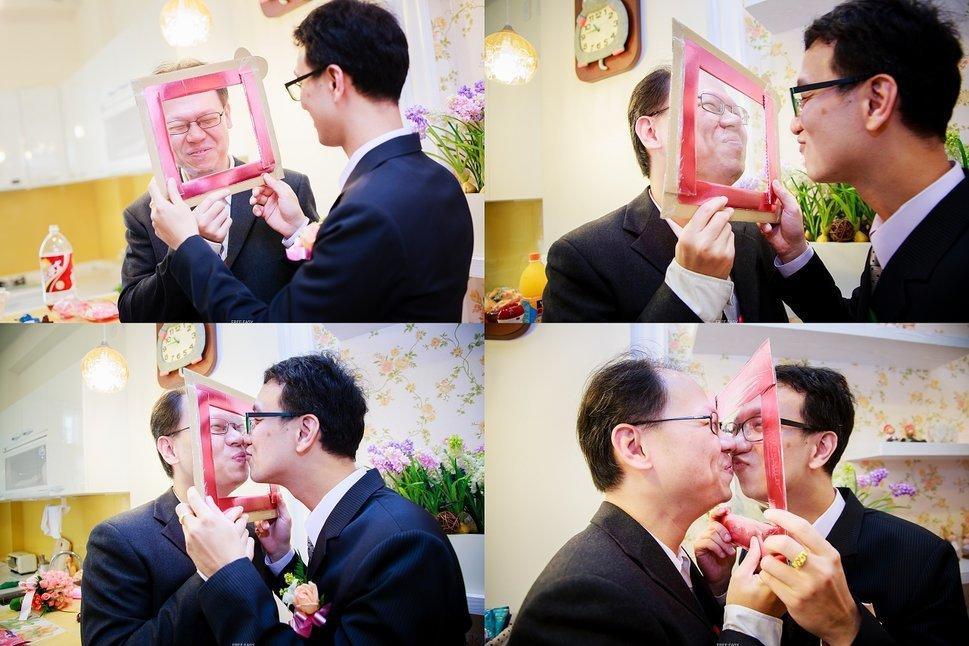 給幸福的妳 (台南婚禮記錄)(編號:432776) - 自由自在 - 結婚吧一站式婚禮服務平台