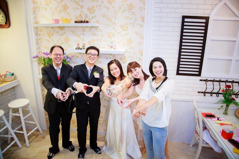 給幸福的妳 (台南婚禮記錄)(編號:432781) - 自由自在 - 結婚吧一站式婚禮服務平台