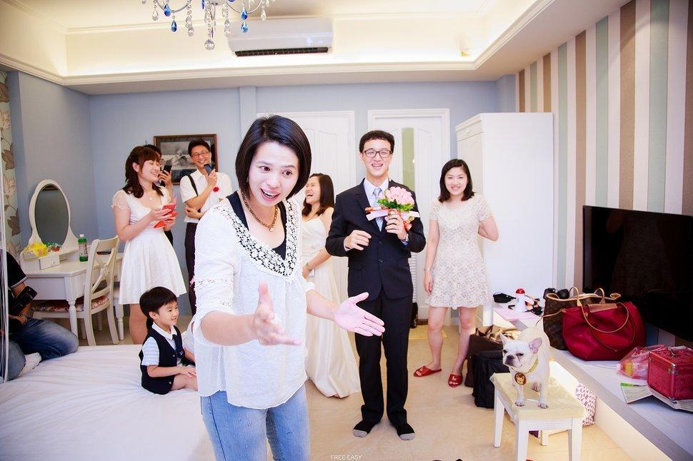給幸福的妳 (台南婚禮記錄)(編號:432796) - 自由自在 - 結婚吧一站式婚禮服務平台