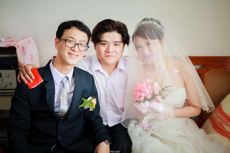 給幸福的妳 (台南婚禮記錄)(編號:432821) - 自由自在 - 結婚吧一站式婚禮服務平台