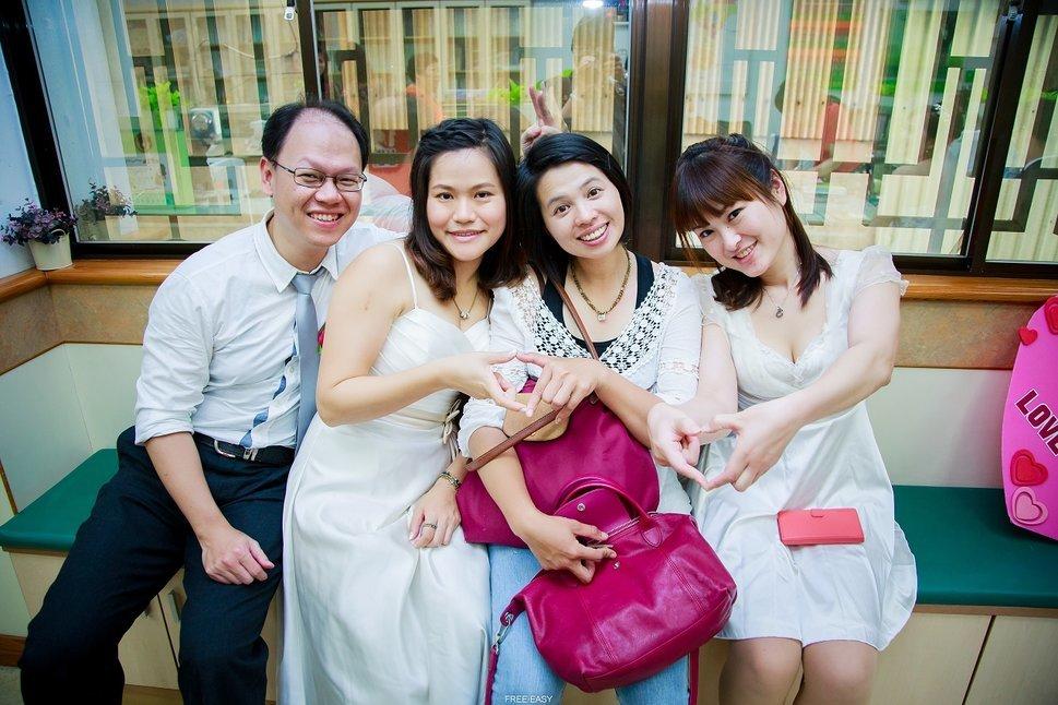 給幸福的妳 (台南婚禮記錄)(編號:432825) - 自由自在 - 結婚吧一站式婚禮服務平台