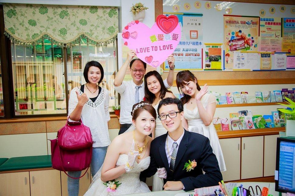 給幸福的妳 (台南婚禮記錄)(編號:432829) - 自由自在 - 結婚吧一站式婚禮服務平台