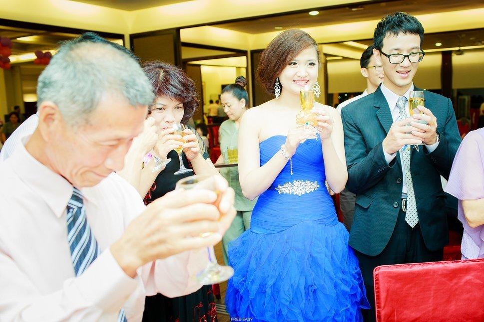 給幸福的妳 (台南婚禮記錄)(編號:432849) - 自由自在 - 結婚吧一站式婚禮服務平台
