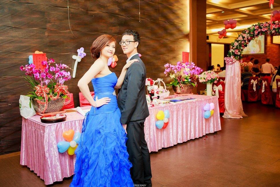 給幸福的妳 (台南婚禮記錄)(編號:432853) - 自由自在 - 結婚吧一站式婚禮服務平台