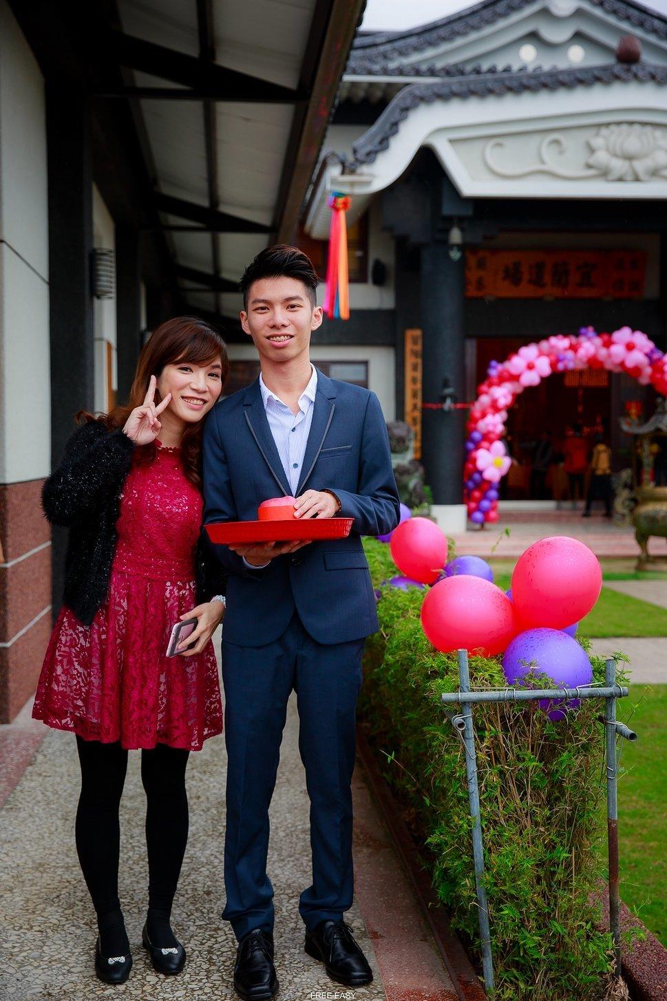 見證我們的幸福  (台北婚禮記錄)(編號:432858) - 自由自在 - 結婚吧一站式婚禮服務平台