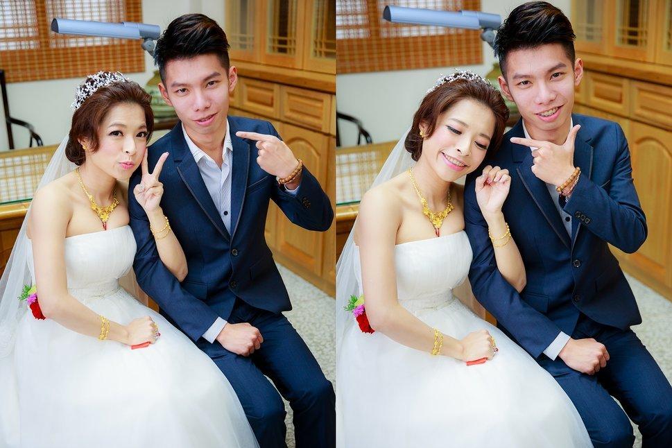 見證我們的幸福  (台北婚禮記錄)(編號:432867) - 自由自在 - 結婚吧一站式婚禮服務平台