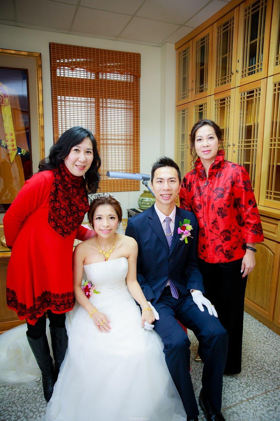 見證我們的幸福  (台北婚禮記錄)(編號:432869) - 自由自在 - 結婚吧一站式婚禮服務平台