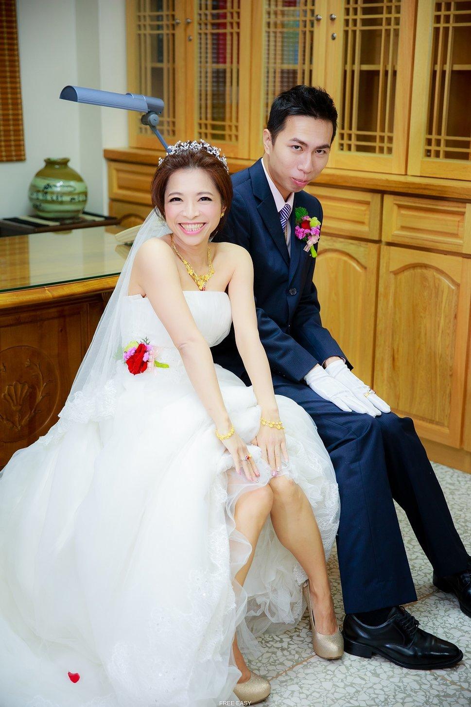 見證我們的幸福  (台北婚禮記錄)(編號:432870) - 自由自在 - 結婚吧一站式婚禮服務平台