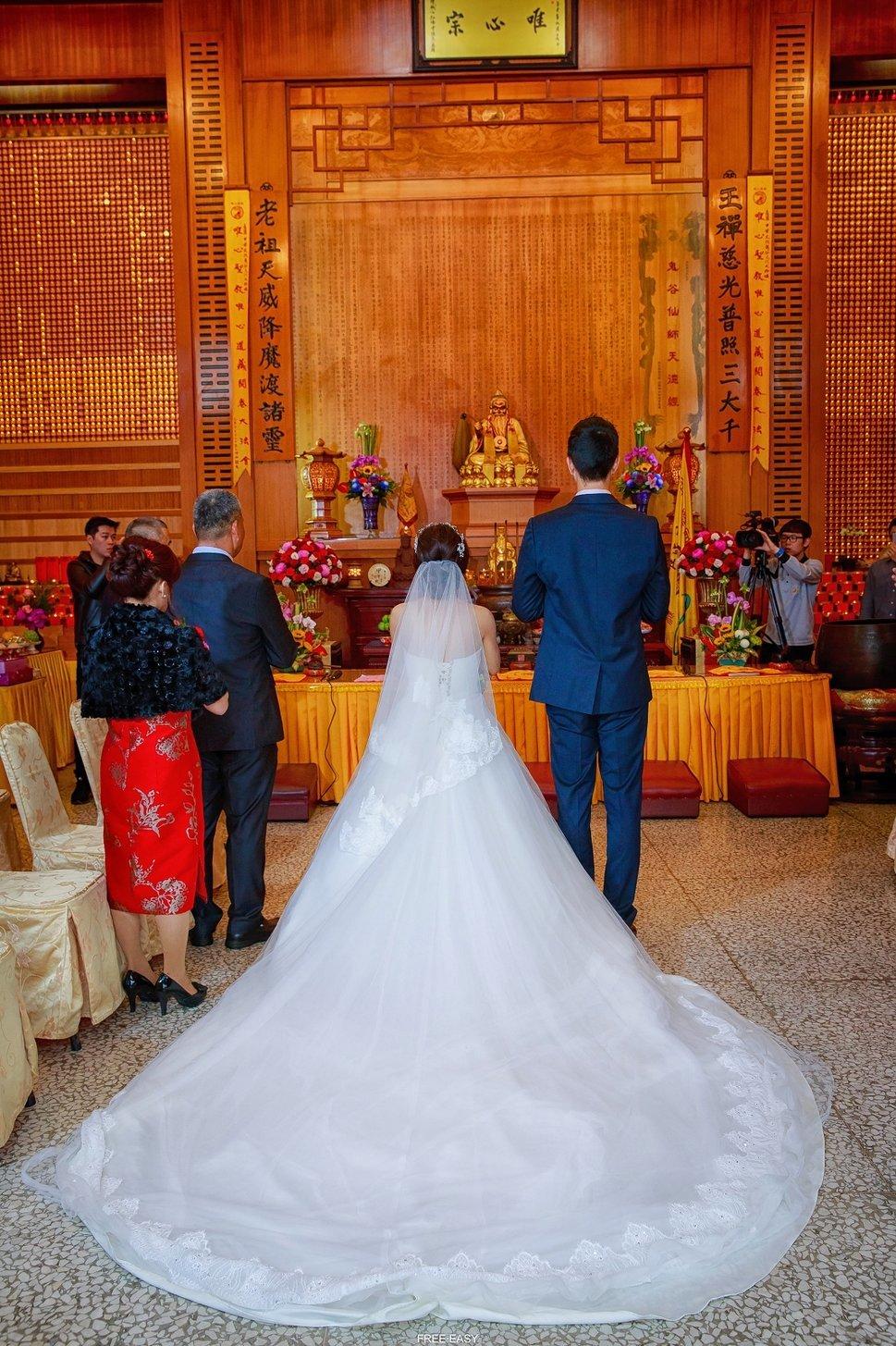 見證我們的幸福  (台北婚禮記錄)(編號:432876) - 自由自在 - 結婚吧一站式婚禮服務平台
