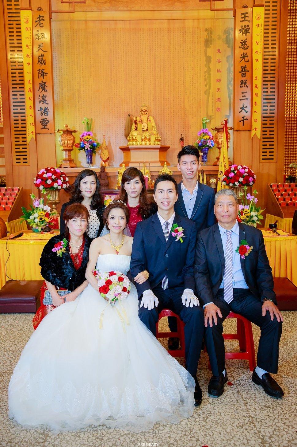 見證我們的幸福  (台北婚禮記錄)(編號:432895) - 自由自在 - 結婚吧一站式婚禮服務平台