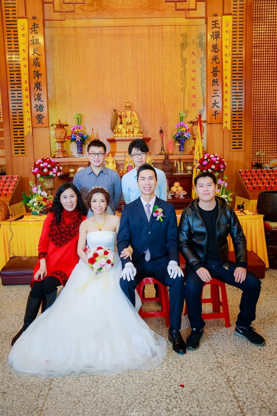 見證我們的幸福  (台北婚禮記錄)(編號:432896) - 自由自在 - 結婚吧一站式婚禮服務平台