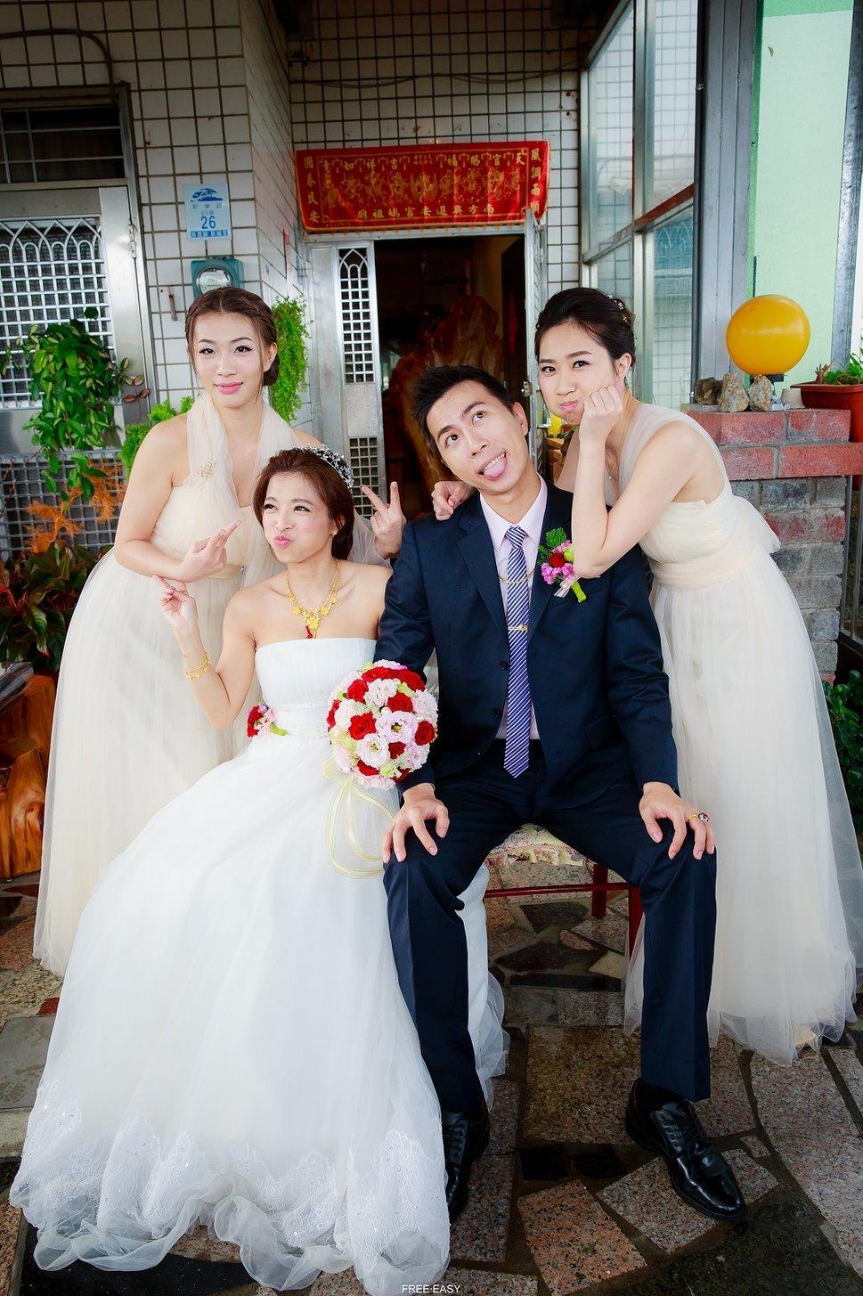 見證我們的幸福  (台北婚禮記錄)(編號:432915) - 自由自在 - 結婚吧一站式婚禮服務平台