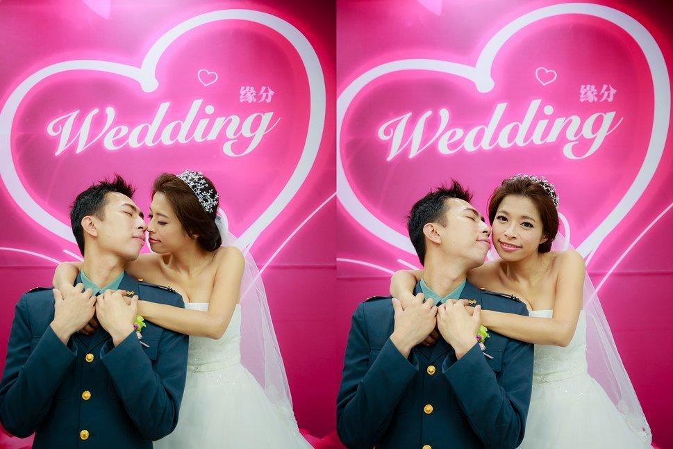 見證我們的幸福  (台北婚禮記錄)(編號:432922) - 自由自在 - 結婚吧一站式婚禮服務平台