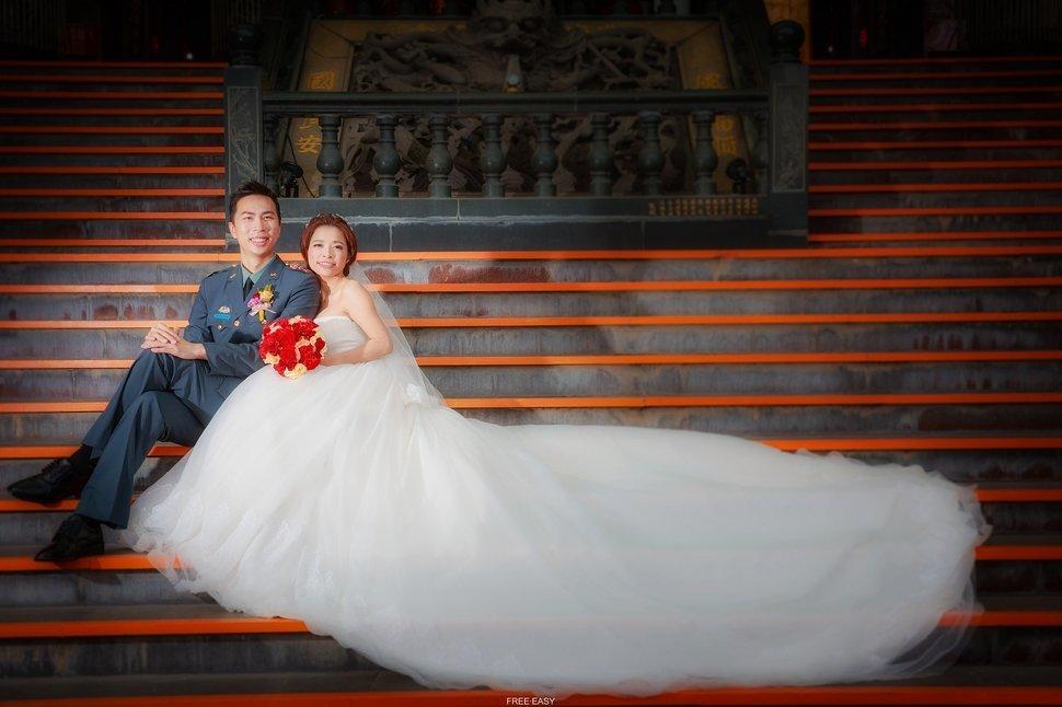 見證我們的幸福  (台北婚禮記錄)(編號:432926) - 自由自在 - 結婚吧一站式婚禮服務平台