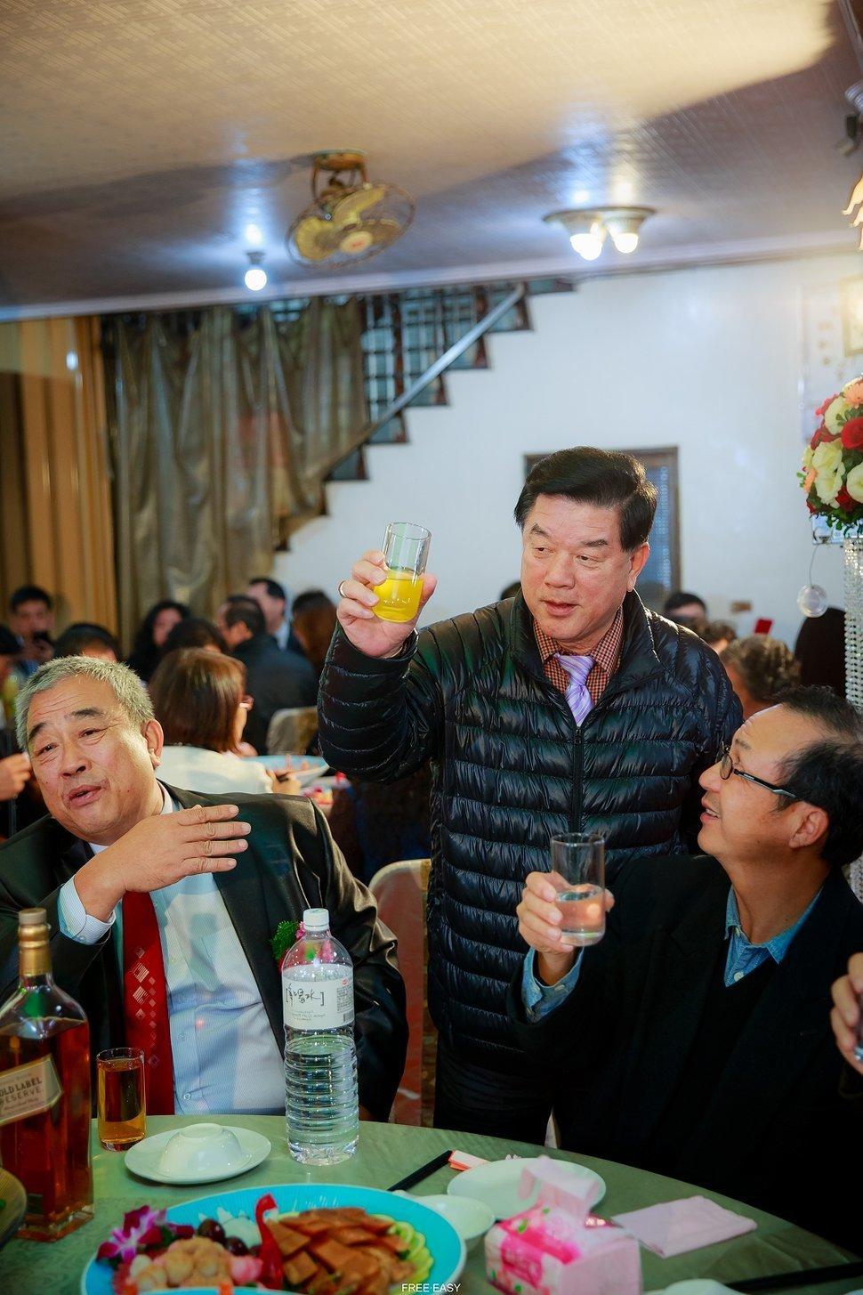 見證我們的幸福  (台北婚禮記錄)(編號:432937) - 自由自在 - 結婚吧一站式婚禮服務平台