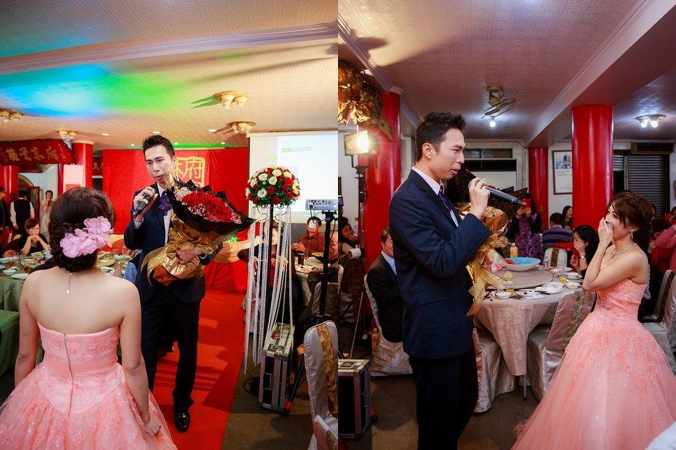 見證我們的幸福  (台北婚禮記錄)(編號:432950) - 自由自在 - 結婚吧一站式婚禮服務平台