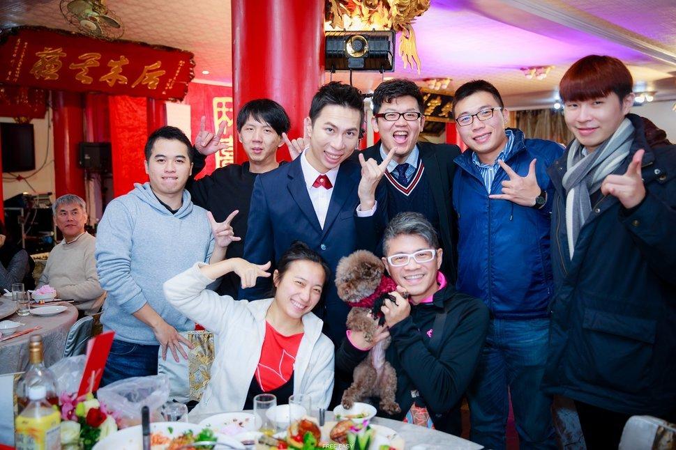 見證我們的幸福  (台北婚禮記錄)(編號:432956) - 自由自在 - 結婚吧一站式婚禮服務平台