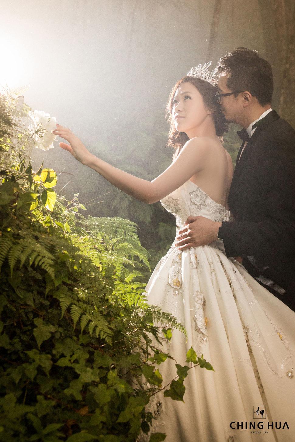 <青樺婚紗>特色婚紗-滿滿少女心(編號:433060) - 青樺婚紗CHINGHUA - 結婚吧一站式婚禮服務平台