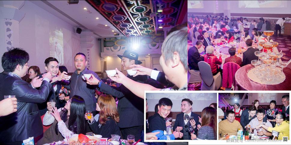Leo & Yen 婚禮記錄 - 婚攝賢哥Cameraman Shadow - 結婚吧一站式婚禮服務平台